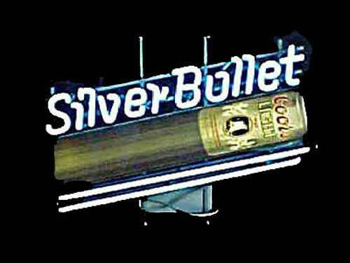 Classic coors light silver bullet neon sign pid big 1904g 500 classic coors light silver bullet neon sign pid big 1904g 500375 bar signs in out pinterest mozeypictures Gallery