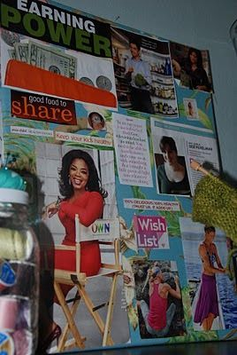 how to make an effective vision board