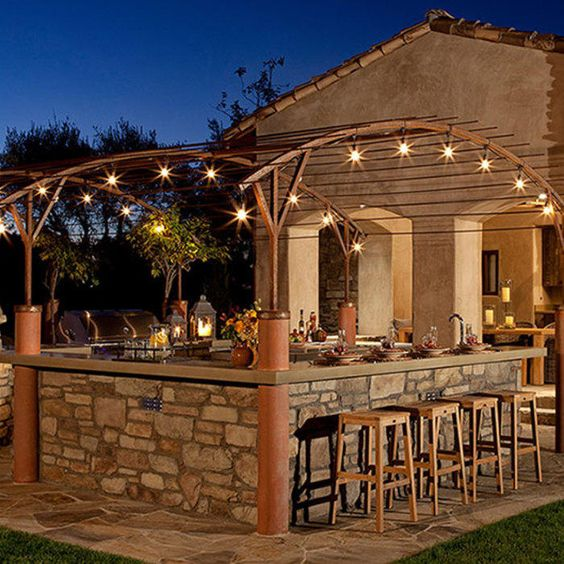 Building A Diy Outdoor Kitchen Can Cost Anywhere From 1 300 To 10 000 You Can Start As Small