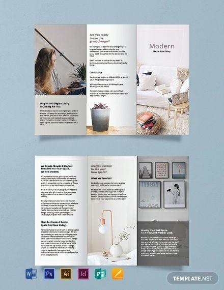 2773 Free Microsoft Publisher Templates Template Free Brochure Template Brochure Design Inspiration Modern Brochure