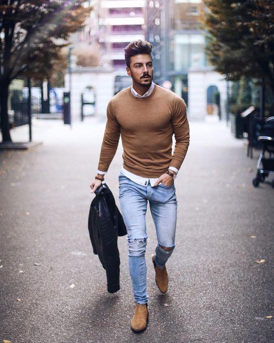 Mens Style / Männer Style bei Pablo Picassbro auf Pinterest #streetstyle #fashion #men #man #style #gentleman