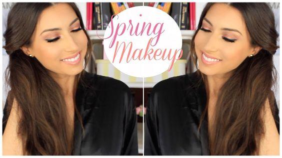Spring Makeup: Frais, facile & rapide!
