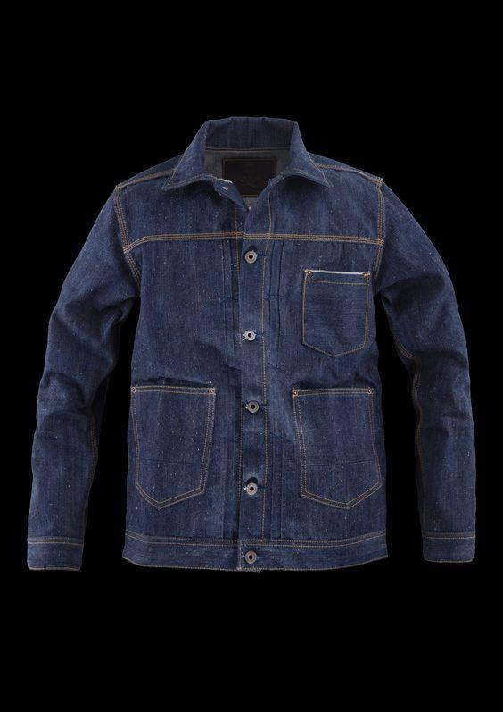 Robert Trucker Jacket