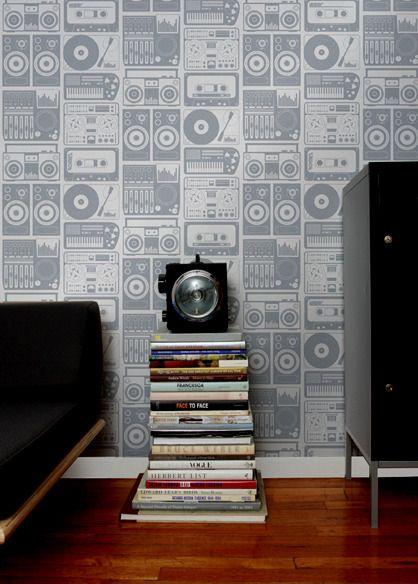 analog nights wallpaper by aimee wilder