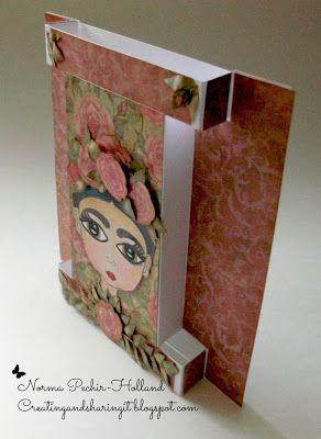 creating and sharing it: Blog Hop del 3er Aniversario de Hilda Luevano Designs