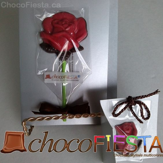 As seen on / Tel que vu sur: chocofiesta.ca #chocofiesta #chocolat #cadeau #St-Valentin #valentine #amour #love #carte