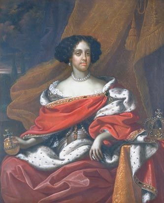 Catherine of Braganza (1638-1705) Queen of King Charles II
