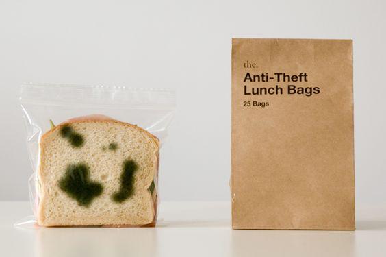 AntiTheft-Lunchbags