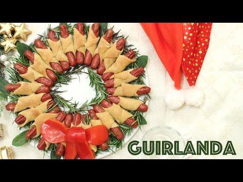 "Guirlanda Hot Dog "" Decore a mesa e deixe-a mais apetitosa! - YouTube"