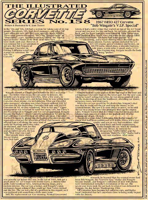 '67 Corvette