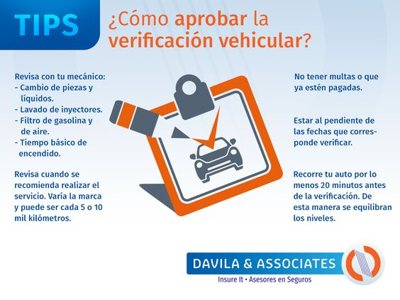 Te ayudamos a que no se te dificulte pasar esta Nueva Norma de Verificación Vehicular. #tips #coches #segurosdavila #contigo #asesoresdeseguros #mexico
