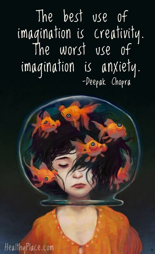 Anxiety quote,to ponder.. Anxiety can really spoil life,but rest assured there are solutions