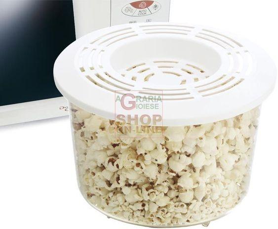 MAX CASSERUOLA POPCORN PER MICROONDE http://www.decariashop.it/home/10157-max-casseruola-popcorn-per-microonde.html