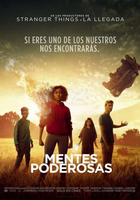 Cartel Oficial En Espanol De Mentes Poderosas Ver Peliculas Completas Peliculas Completas Peliculas Cine