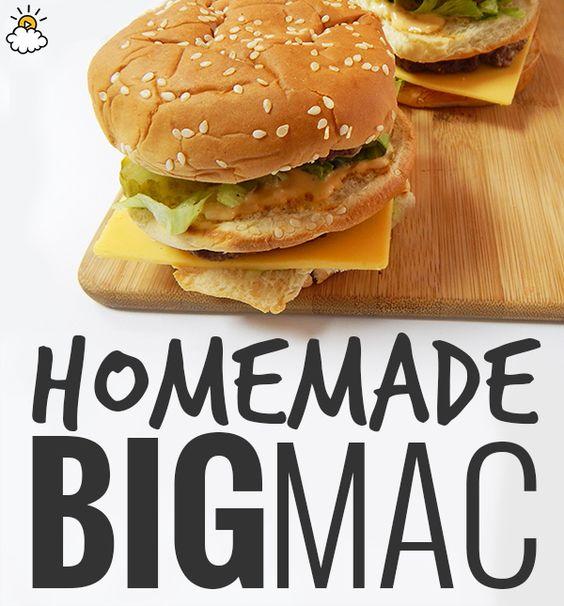 mac recipes recipes copycat and more homemade the o jays big mac mac ...