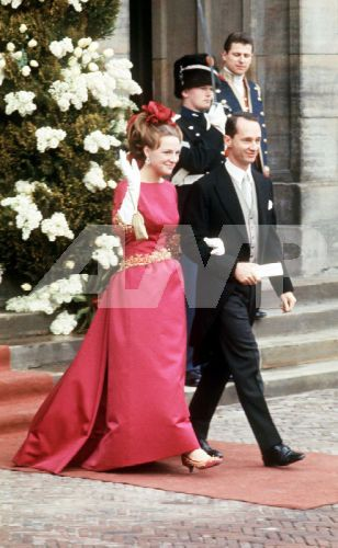 Princess Irene of the Netherlands with her husband Prince Carlos