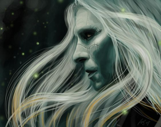 Prince Nuada by *LeafOfSteel