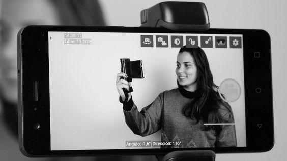 6 aplicaciones para hacer vídeos profesionales con tu móvil #videomarketing - Contenido seleccionado con la ayuda de http://r4s.to/r4s