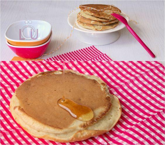 Recette solo de Pancakes avec un ingrédient pas si secret / Single Serving Pancakes (w/ a not that secret ingredient)
