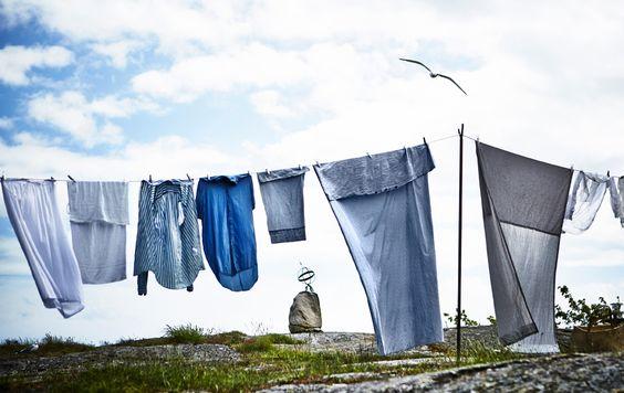 Aérez les vêtements que vous n'avez portés qu'une fois