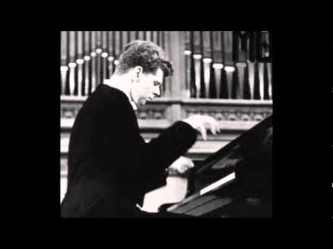 Van Cliburn, Brahms, Piano Concerto No. 2 in B-flat major, Op. 83
