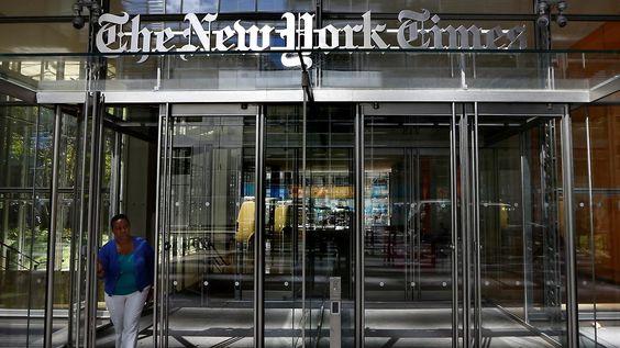 """FBI untersucht Hacker-Attacke: Hat Russland """"New York Times"""" angegriffen?"""