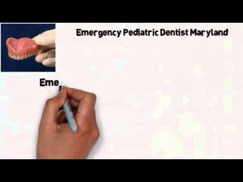 ▶ Emergency Pediatric Dentist Maryland - YouTube