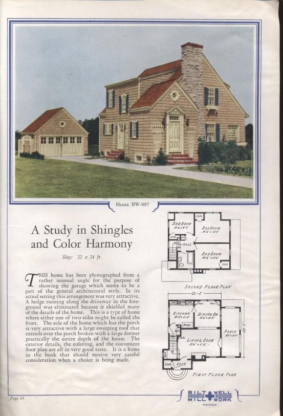 Homes Of Comfort 1929 Edition In 2020 Narrow Lot House Plans Mountain House Plans House Floor Plans