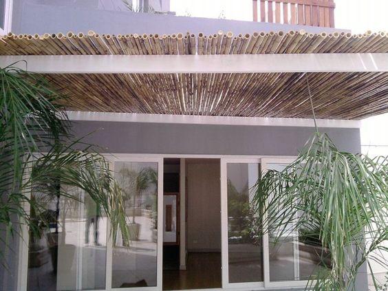 paneles de caas tacuara bambu en