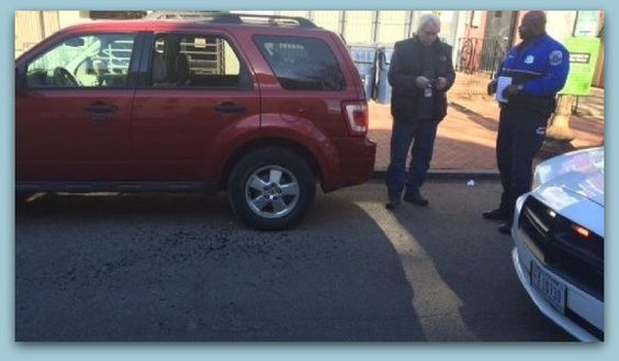 News Crew Car Broken Into While Reporters Attend Anti-Robbery Press Conference In D.C. – BB4SP