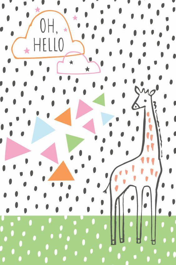 Giraffe | Lizzie Mackay