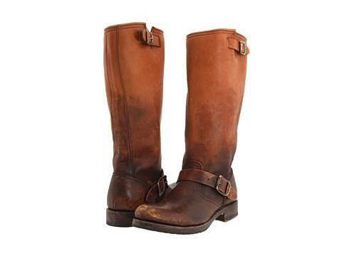 Veronica Slouch Engineer Boot