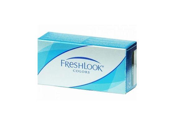 Lenti a contatto mensili colorate. Le lenti Freshlook Colors cambiano il colore dell'iride in modo radicale. La confezione contiene 2 lenti mensili.   http://www.cheocchiali.com/prodotti/lenti-a-contatto-colorate-freshlook-colors