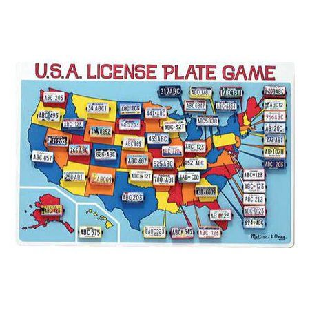 Toys Map Games Games Win A Trip