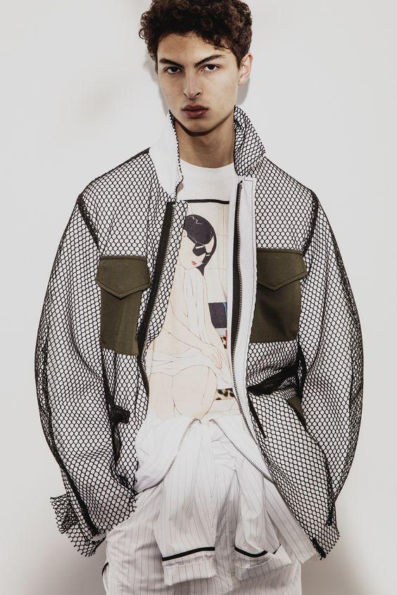 43. Männermode: Wir lieben diese Jacke! #BeardHype