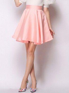 Sweet pink skirt ♡