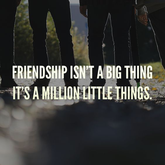 July 30th is International Day of Friendship. Our friendship isn't based on one thing, but all the memories we've created over the years!