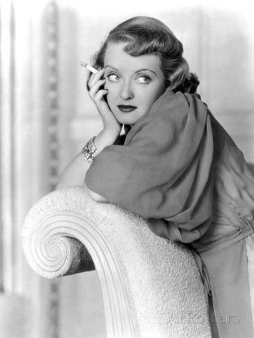 Marked Woman, Bette Davis, 1937