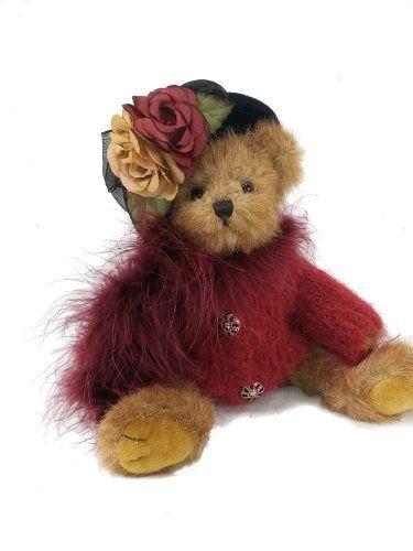 "Virginia Foxworth 10"" Bearington Bear (Retired 2006 Bearington Bears,http://www.amazon.com/dp/B004I094PK/ref=cm_sw_r_pi_dp_wvHktb18BF03FHD7"