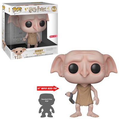 >63 Dobby 10'' Funko Pop