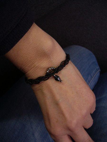 * Armbändchen  Kreativ-Chaoten-Aktion 23 * von crochet.jewels auf DaWanda.com