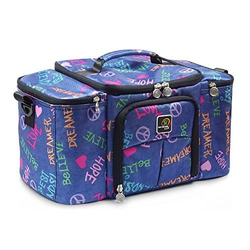 awesome Oxford Fabric Six Pack Fitness Bag Containers Innovator 300 Insulated Cooler Bag Meal Management Bag