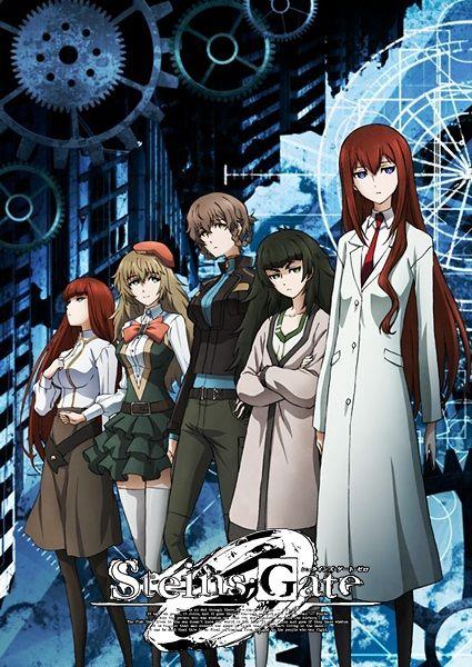 Steins Gate 0 Steins Gate 0 Gate Anime