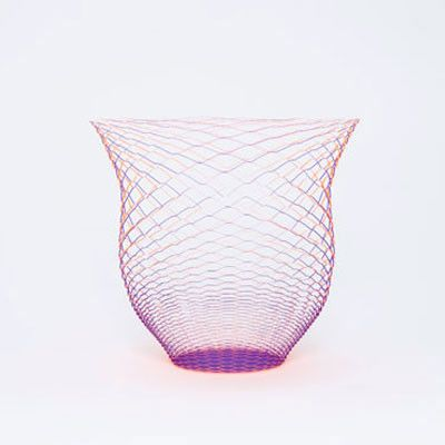 AIRVASE {Orange x Purple}