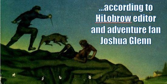 adventure title