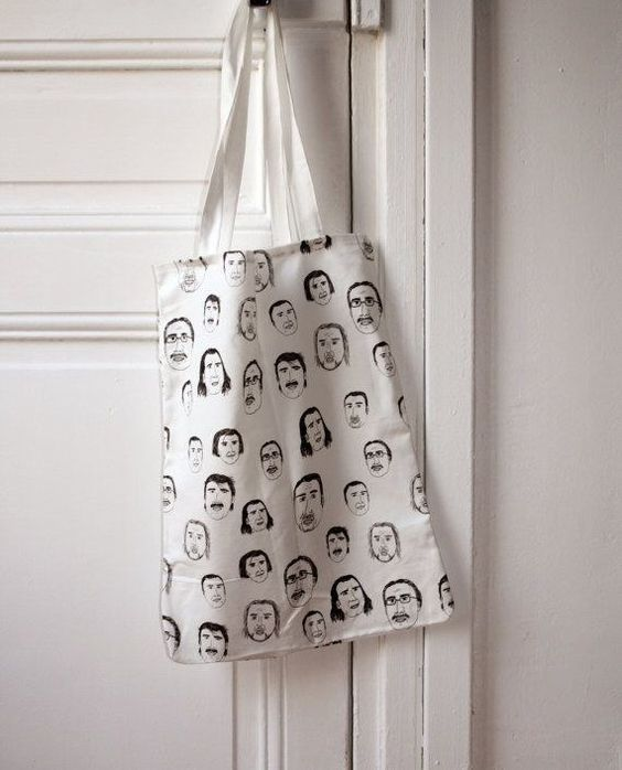 Nicolas Cage Print Tote Bag | Community Post: 15 Fantastic Meme Gifts For Every Troll