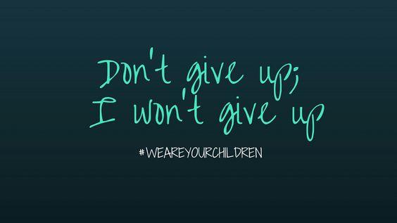Sia The Greatest  #weareyourchildren