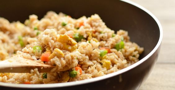 vegetables rice brown sauces vegetable fried rice love cups brown rice ...