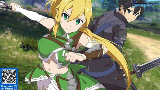 Sword Art Online Game