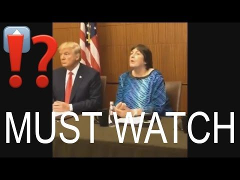Actions Speak Louder Than Words. ... Right Before The 2nd Presidential Debate 10/9/16: Donald Trump Appears With Bill Clinton's Accusers - YouTube